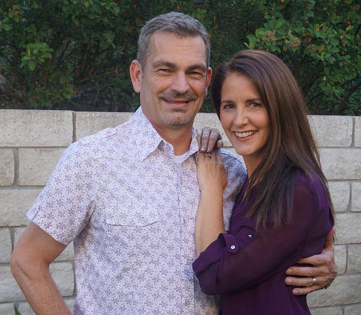 Johnny and Elizabeth Enlow